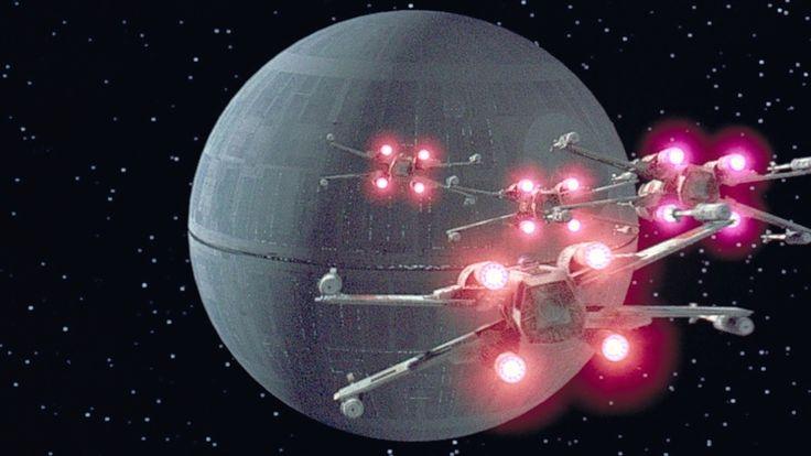 Fan-Made STAR WARS Simulator Game DEATH STAR ATTACK — GameTyrant
