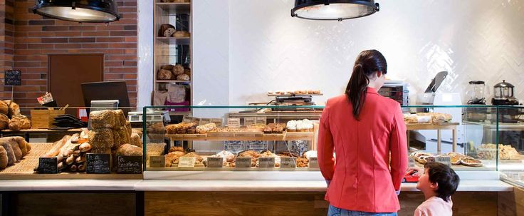 Boutique design hotel in the heart of Barcelona with a real bakery inside!