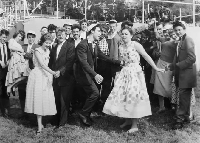 1957 Young Mens Fashion Photos New Zealand Google Search