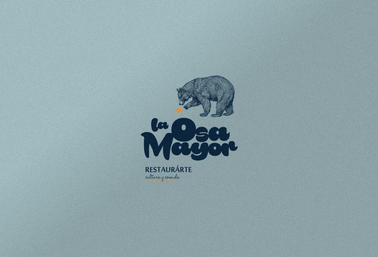 Logotipo para La Osa Mayor, Restaurárte