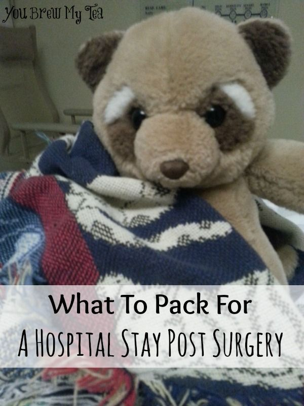 Whether it is for one night or a week, here are some great tips for What To Pack For A Hospital Stay!