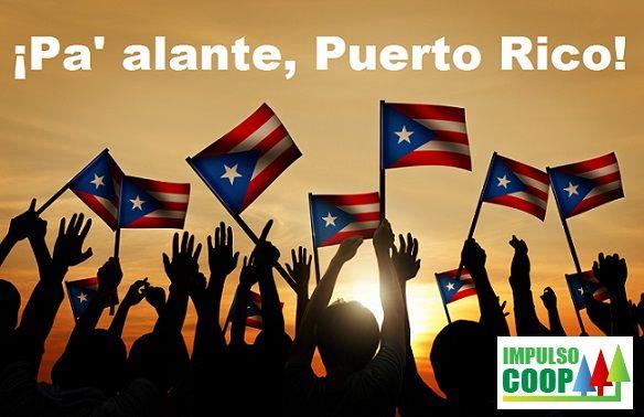 ¡Pa'alante, Puerto Rico!