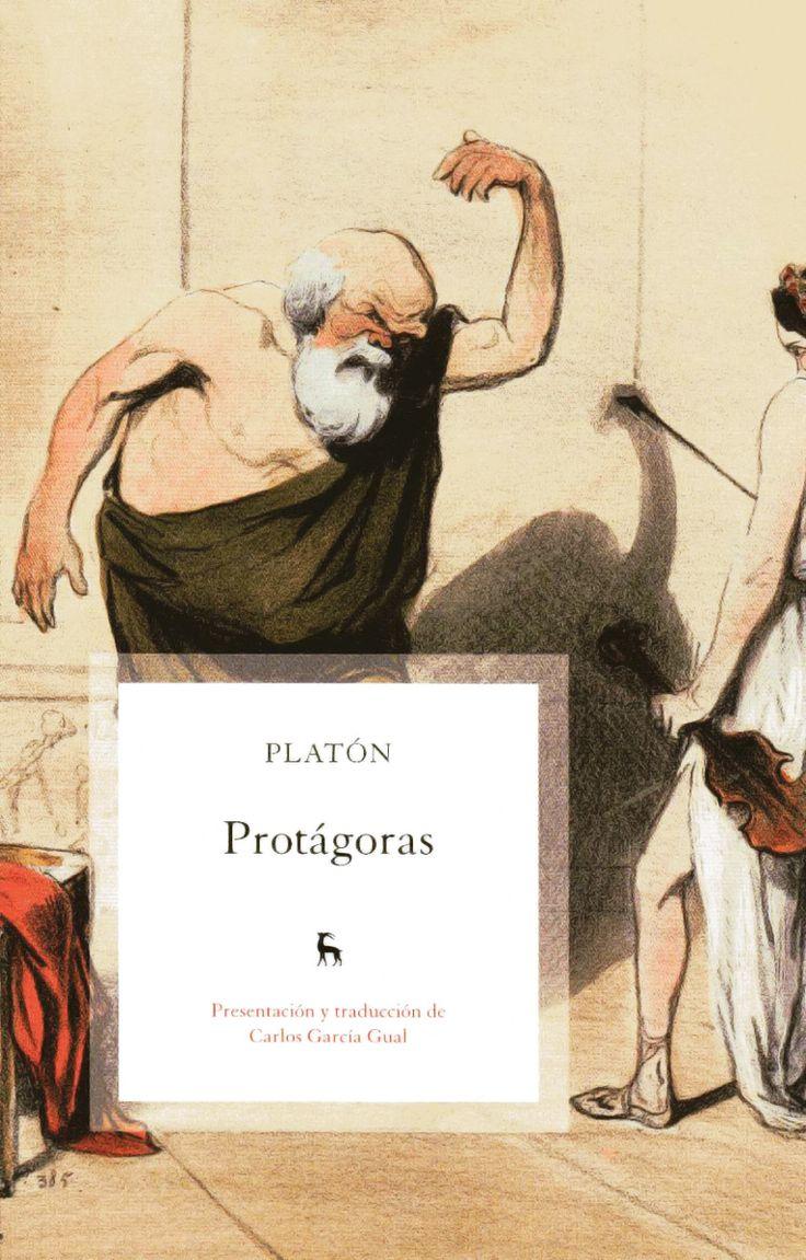 """""""PROTÁGORAS"""" . PLATÓN. Fue el primero que trató sobre conceptos estéticos como centro de muchas de sus reflexiones, sobre todo en temas relativos al arte y la belleza. En Protágoras habla del arte como la capacidad de hacer cosas por medio de la inteligencia, a través de un aprendizaje. Para Platón, el arte tiene un sentido general, es la capacidad creadora del ser humano. Entendía el arte como """"destreza"""" o """"habilidad"""", tanto en el terreno material como en el intelectual."""