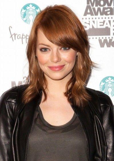 Couleur cheveux roux cuivre