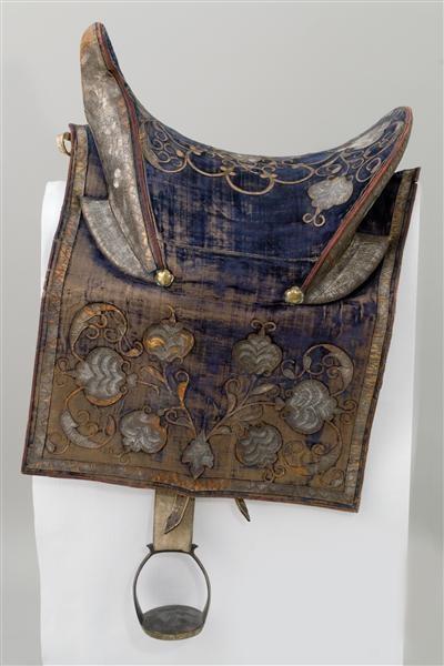 Ottoman saddle- Dresden