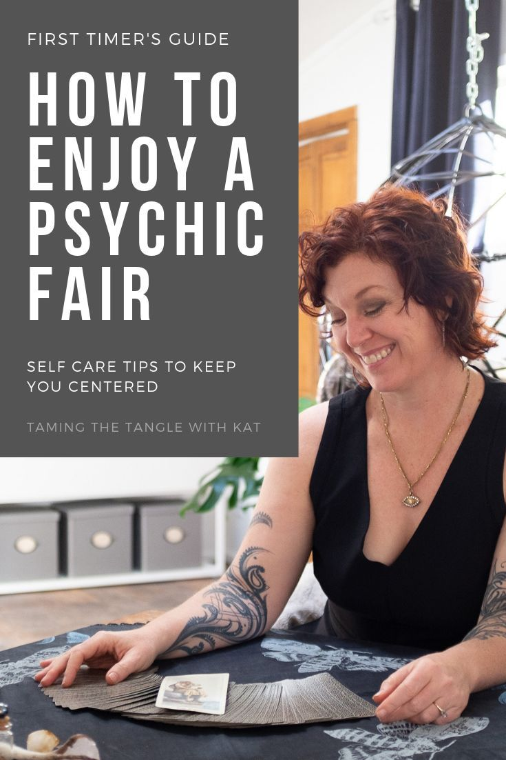 The 2019 Nevada City Psychic Fair is just around the corner! The