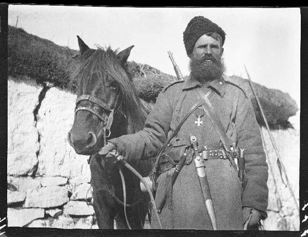 Русско-японская война  1904-1905гг - Казак.