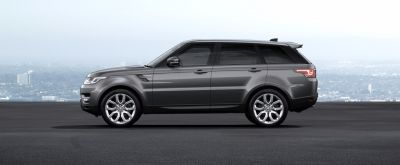 Range Rover Sport 3.0 SDV6 HSE Personal Lease