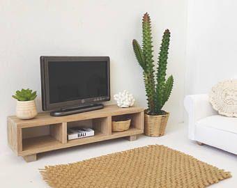 Modern coastal dollhouse furniture & decor pieces….