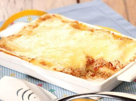 Lasanha de frango - Veja como fazer em: http://cybercook.com.br/receita-de-lasanha-de-frango-r-5-15296.html?pinterest-rec