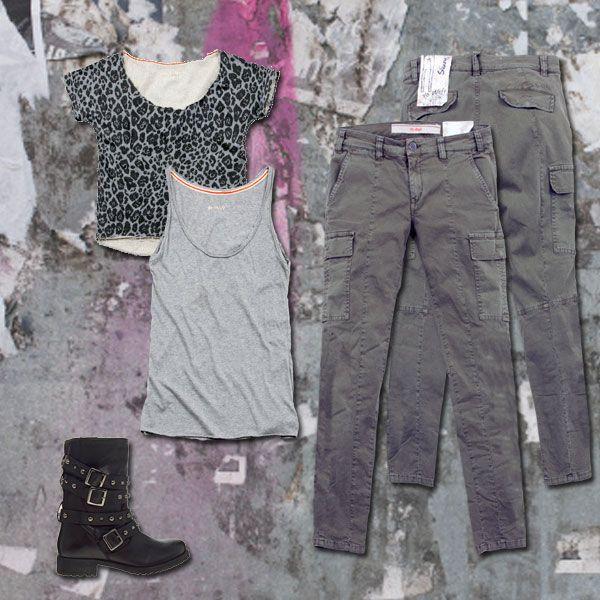 Rocker Style! http://www.40weft.com #40weft #ss2014 #womenfashion #rockstyle
