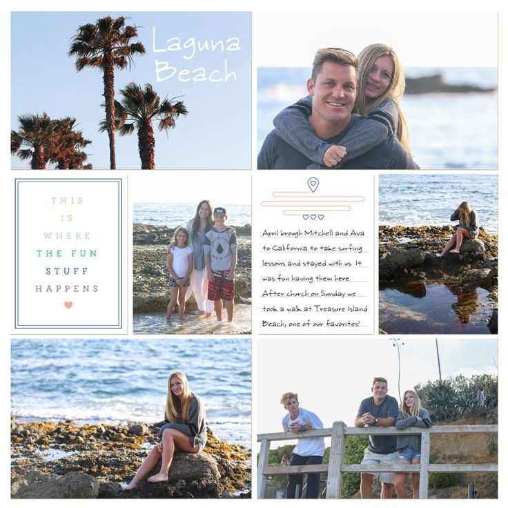 Becky Higgins Project Life App and Digital Creative Team Inspiration--August 2016