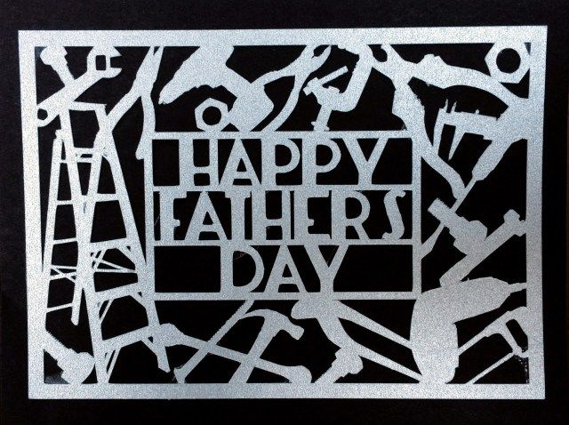 Father S Day Card Svg Download Free Fathers Day Cards Card