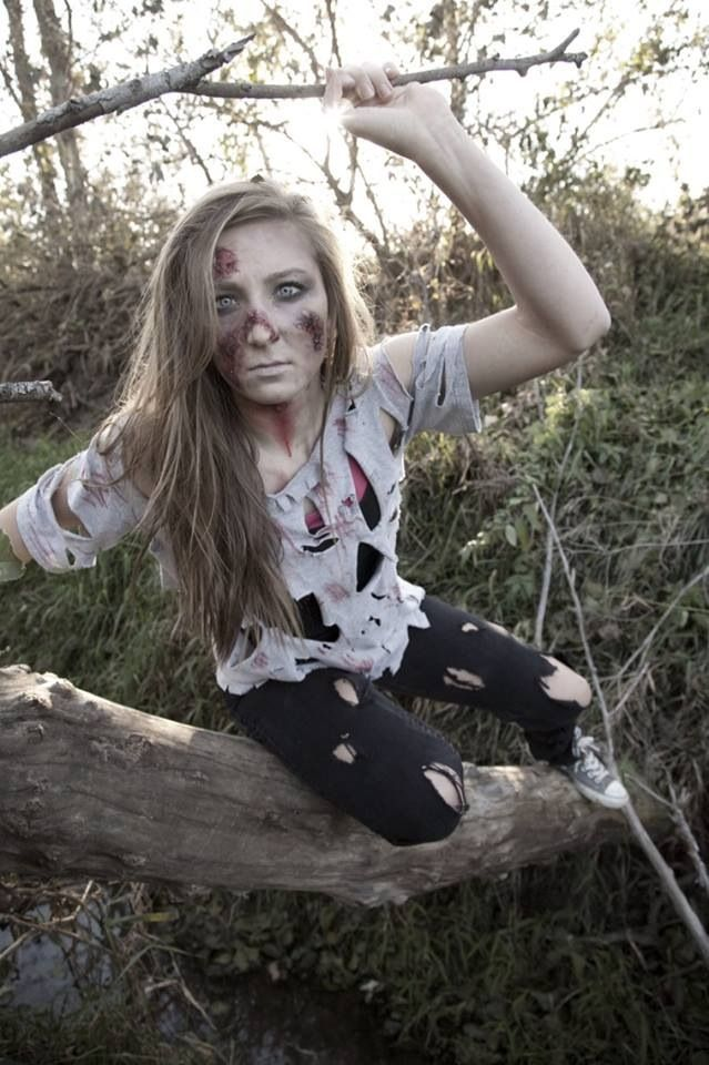 Image result for do it yourself zombie costume