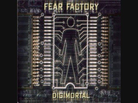 """Fear Factory - [Digimortal] - """"Invisible Wounds (Dark Bodies)"""""""