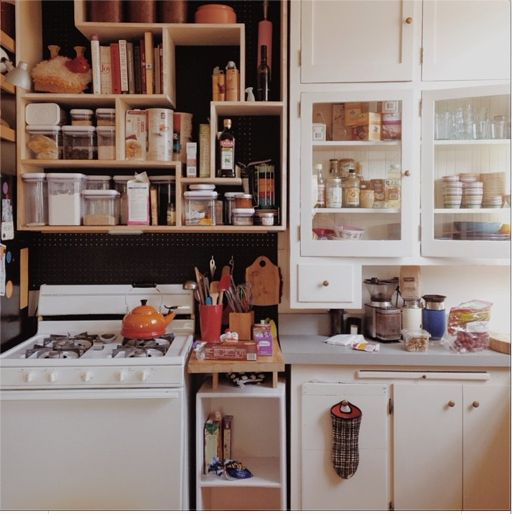 1000  ideas about Country Kitchen Shelves on Pinterest  Prepasted Wallpaper, Kitchen Shelves