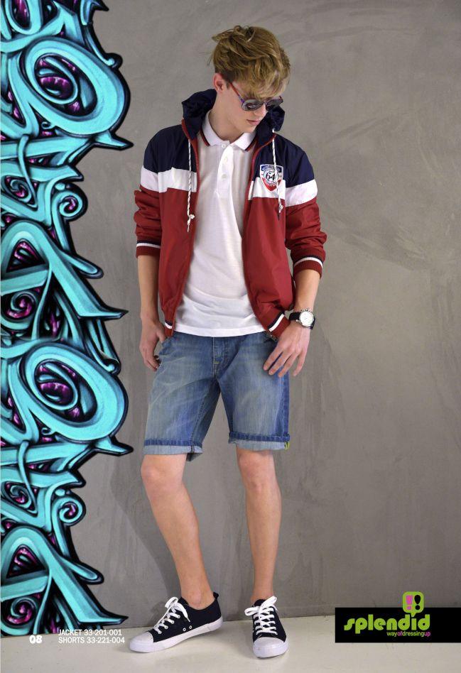 Splendid Men's Styles from Spring Summer Collection 2015 www.biston.gr