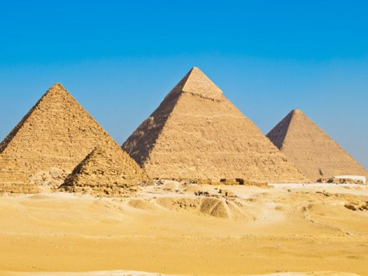 National Geographic Kids | Ten Facts about Ancient Egypt