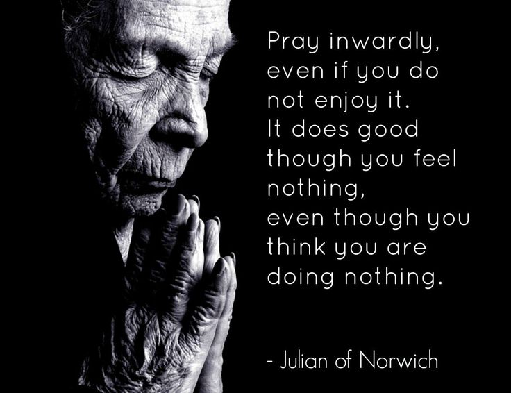 St. Julian of Norwich  https://www.facebook.com/pages/Mystic-Prayers