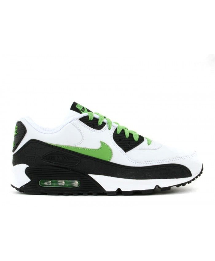 sale retailer 89cb0 dee81 Air Max 90 Premium Rejuvenation White, Green Bean-Black ...