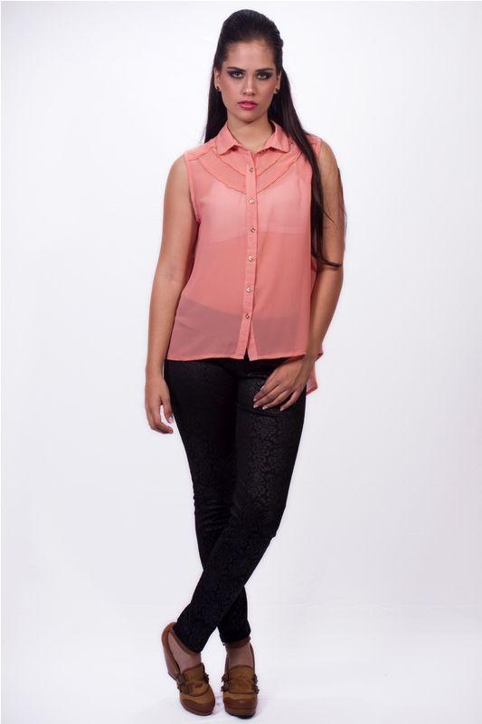 Blusa Onda de Mar Salmón $ 32.000 Cómprala en: www.ropaalmadivina.com #estilo #ropa #tendencias #outfit #prendas #accesorios #almadivina #shotings #novedades #casual #moda #medellin #tiendaonline #tiendavirtual