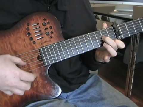 How To Play: Tubular Bells On Guitar pt. 1 - YouTube