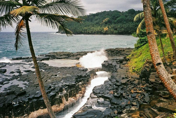 Boca de Inferno, Sao Tome and Principe
