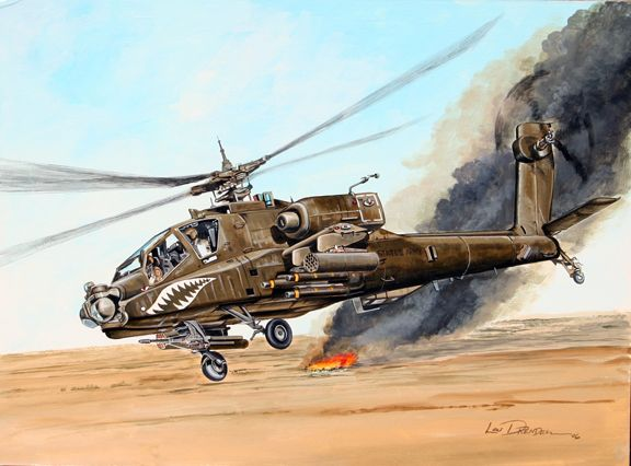 Misunderstanding High Explosives to our Perilby Lou Drendel of U.S. Army AH-64A Apache