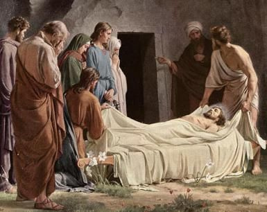 Meet Joseph of Arimathea: Donor of Jesus' Tomb: Joseph of Arimathea took Jesus' body down from the cross and buried it in his own tomb.