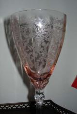 Fostoria Glassware: Fun Facts, Trivia, and Collecting Tips: Fostoria June Water Goblet