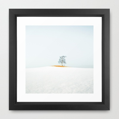 TREE Framed Art Print by lilla värsting - $32.00