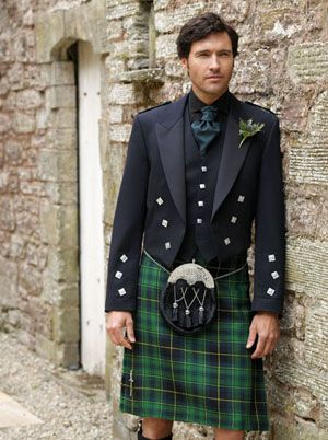 Highland Dress | ... Bray, Greystones Ireland - suit hire - dress hire - Pride of Ireland