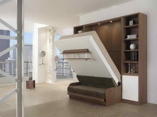 404 best Murphy Beds images on Pinterest