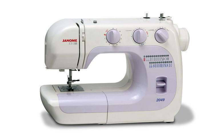2049   Janome Argentina