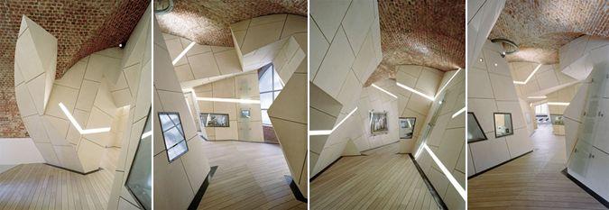 maquetas de arquitectura con figuras geometricas - Buscar con Google