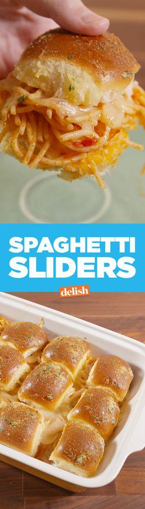 Spaghetti Sliders