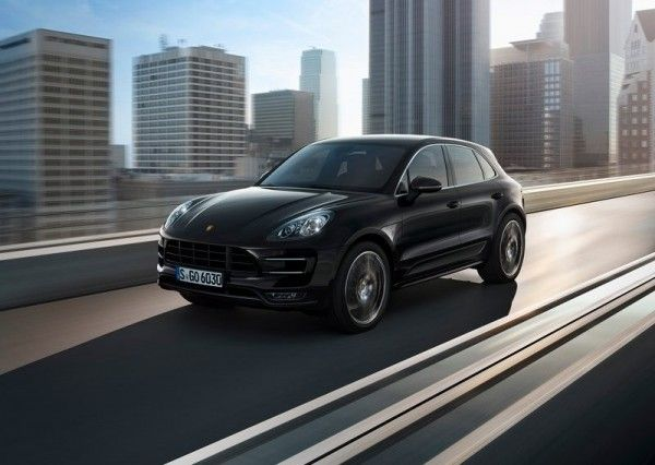 2015 Porsche Macan Black 600x426 2015 Porsche Macan Full Reviews with Images