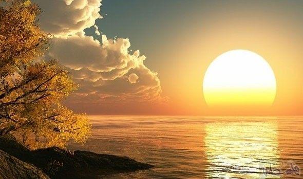 حكم تأخير غ سل الجنابة إلى طلوع الفجر في رمضان Beautiful Sunrise Beautiful Sunset Sunrise