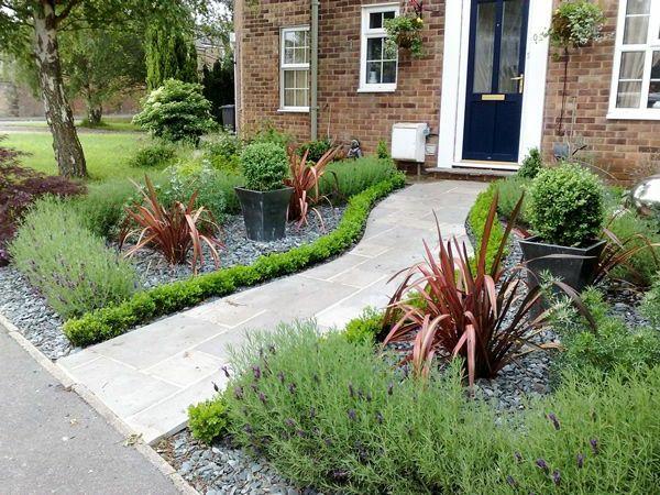 25+ parasta ideaa pinterestissä: vorgarten gestalten | steingarten,