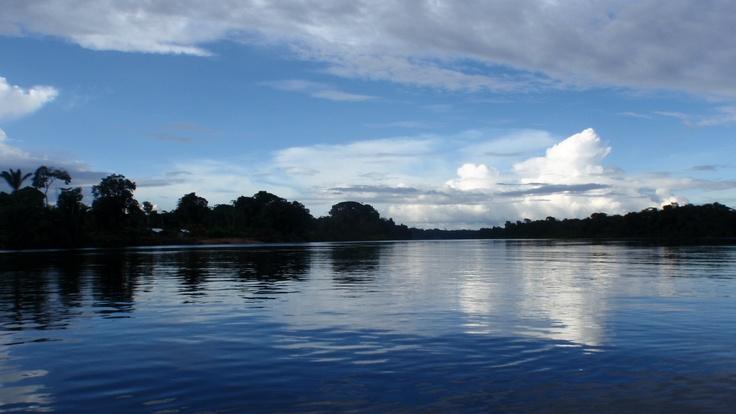 Surinam river 2012, Surinam