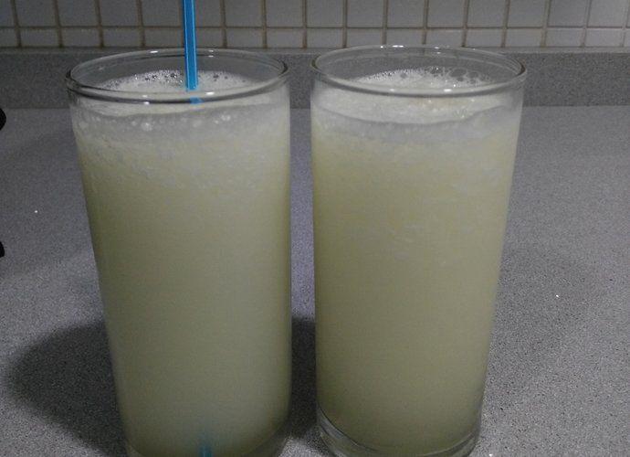 Limón granizado básico para #Mycook http://www.mycook.es/cocina/receta/limon-granizado-basico