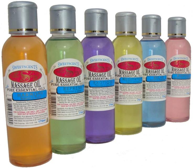 Massage Oil 125mL