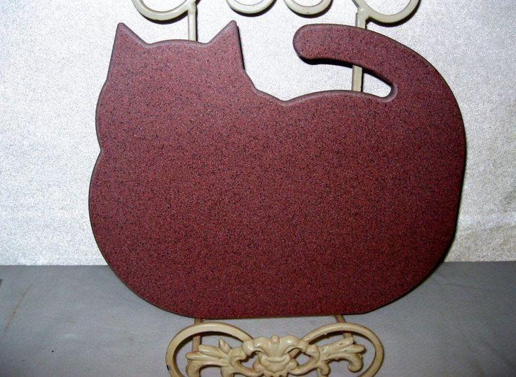 Rose Pink Cat Corian твердая поверхность резки сыра Совет Лоток блюдо подарков | eBay