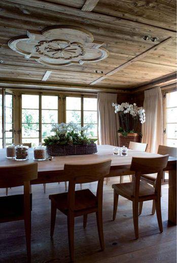 Federica Palacios Design ::: Chalet & Spa, Best Interior designers in Switzerland