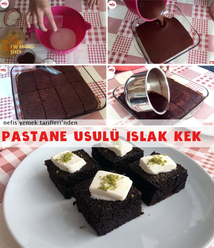 Videolu anlatım Pastane Usulü Islak Kek Yapımı Tarifi nasıl yapılır? 50.823 kişinin defterindeki bu tarifin videolu anlatımı ve deneyenlerin fotoğrafları burada. Yazar: Elif Atalar