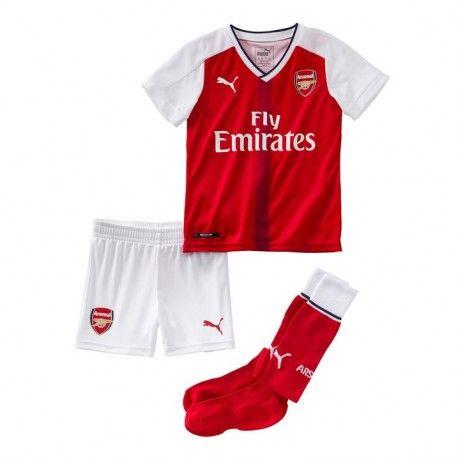 Maillot Arsenal Enfant 2016-2017 Domicile