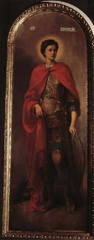 Saint George, Nicolae Grigorescu