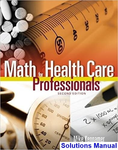 Best 50 solution manual download images on pinterest solutions manual for math for health care professionals 2nd edition by kennamer ibsn 9781305509788 fandeluxe Choice Image