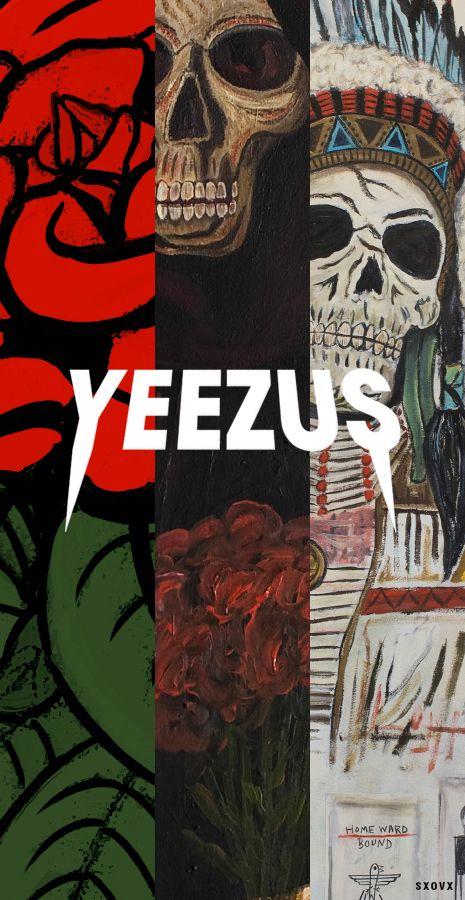 Kanye West Yeezus Iphone 6 Wallpaper