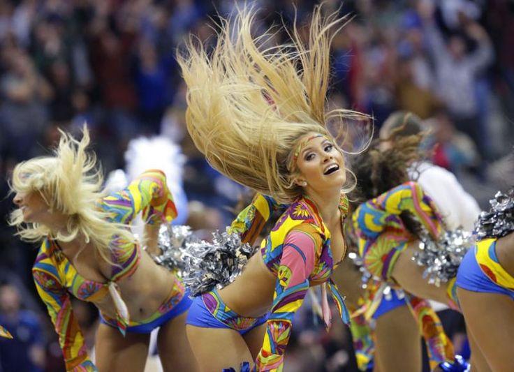 NBA Cheerleaders | 2014 NBA Cheerleaders